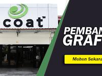 Jawatan Kosong di Ecoat - Pembantu Rekaan Grafik / Gaji RM3,000.00++