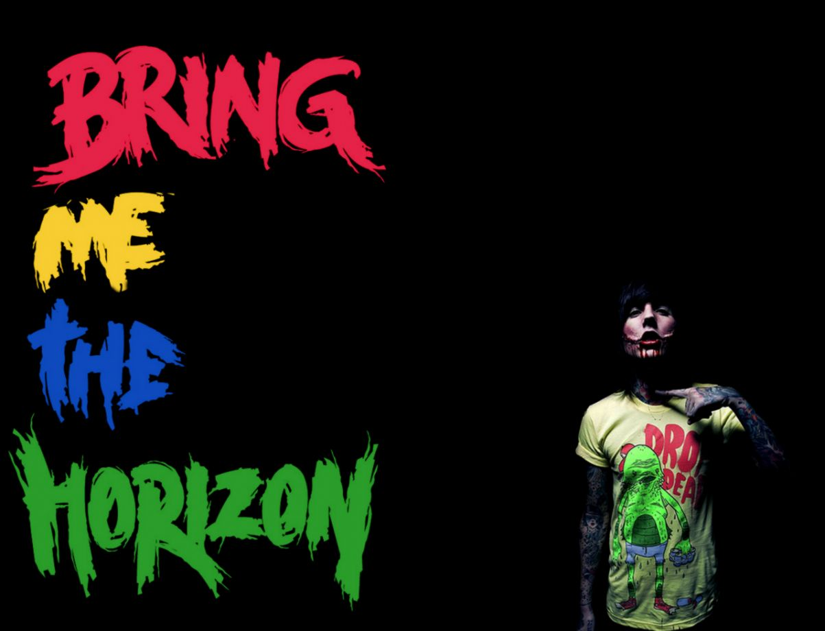 Bring Me The Horizon Wallpaper and Background Image 1280x1000
