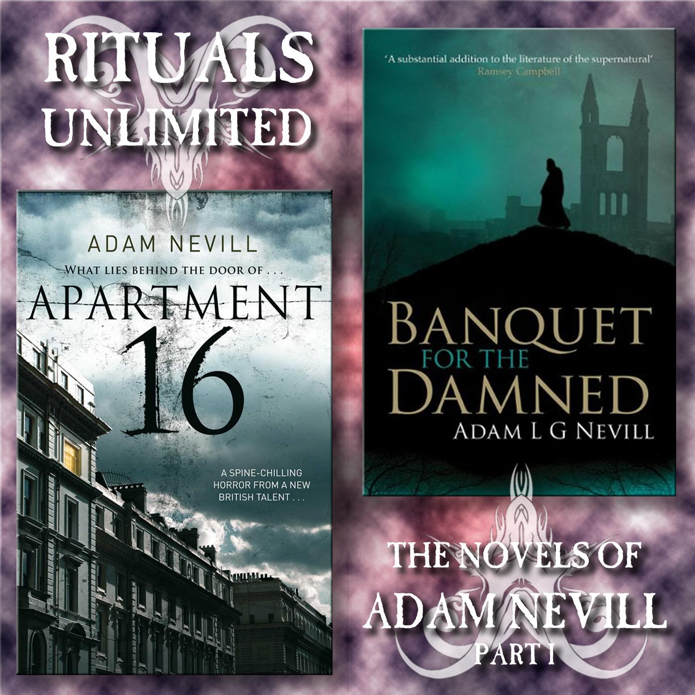 HYPNOGORIA 95 - Rituals Unlimited: The Novels of Adam Nevill Part I
