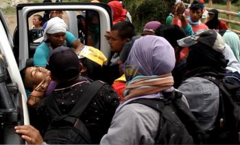 No es #Venezuela. Colombia Esmad Policía Nacional asesinó a Liberador de Madre Tierra en Corinto Cauca