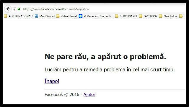 https://www.facebook.com/RomaniaMegalitica