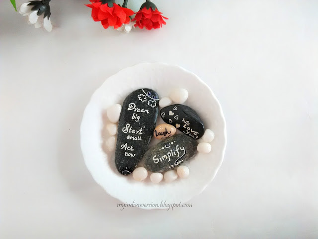 rock-pebble-art-with-inspirational-quotes-and-words-myindianversion