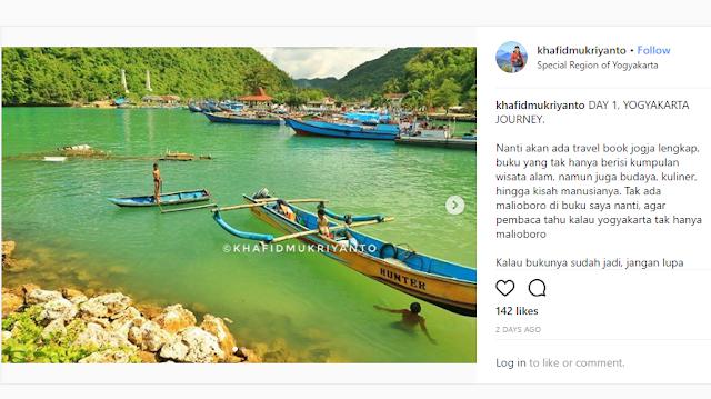 gunung dan pantai adalah dua pilihan tempat yang menyenangkan. bersyukur karena negri indonesia ini telah dinaugerahi kedua istimewaan tersebut.