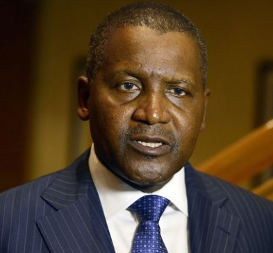 aliko dangote dead or alive
