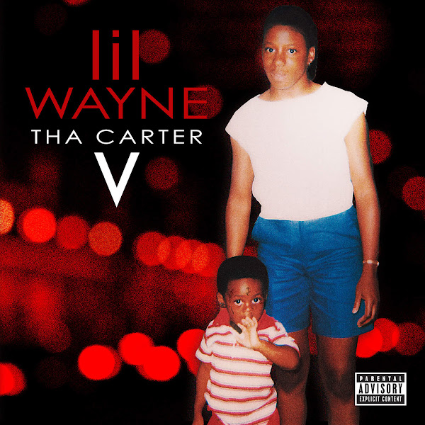 Lil Wayne - Tha Carter V Cover