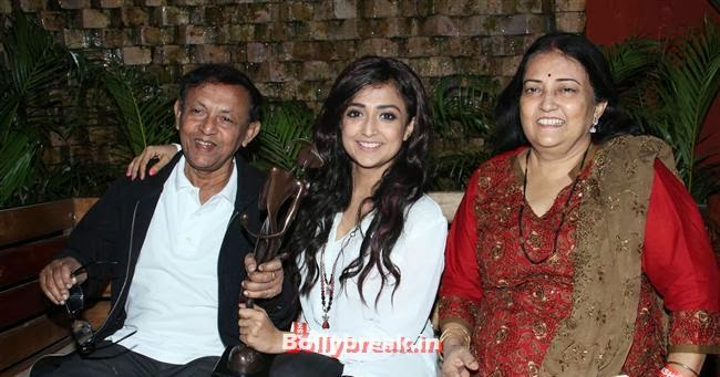 Monali Thakur, Celebs at Lakshmi Movie Success Bash