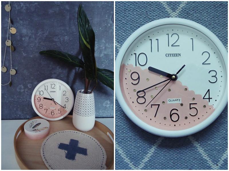 odnowiłam zegar, moje diy na stary zegar