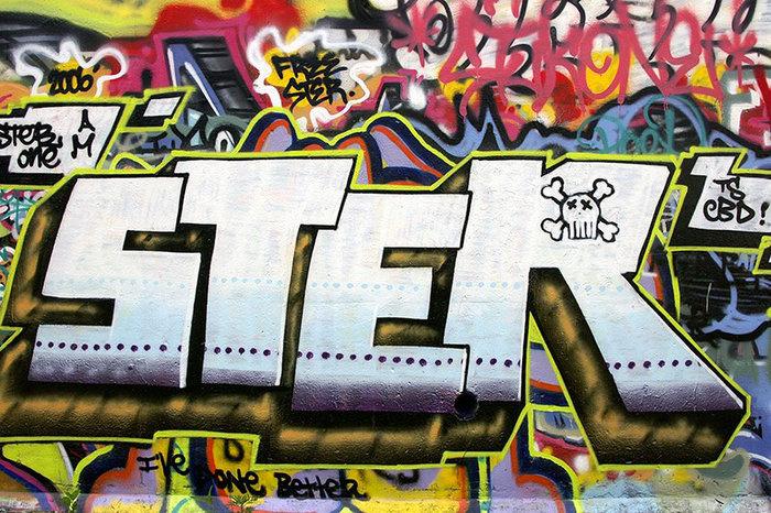 Cool Graffiti   Best Graffitianz