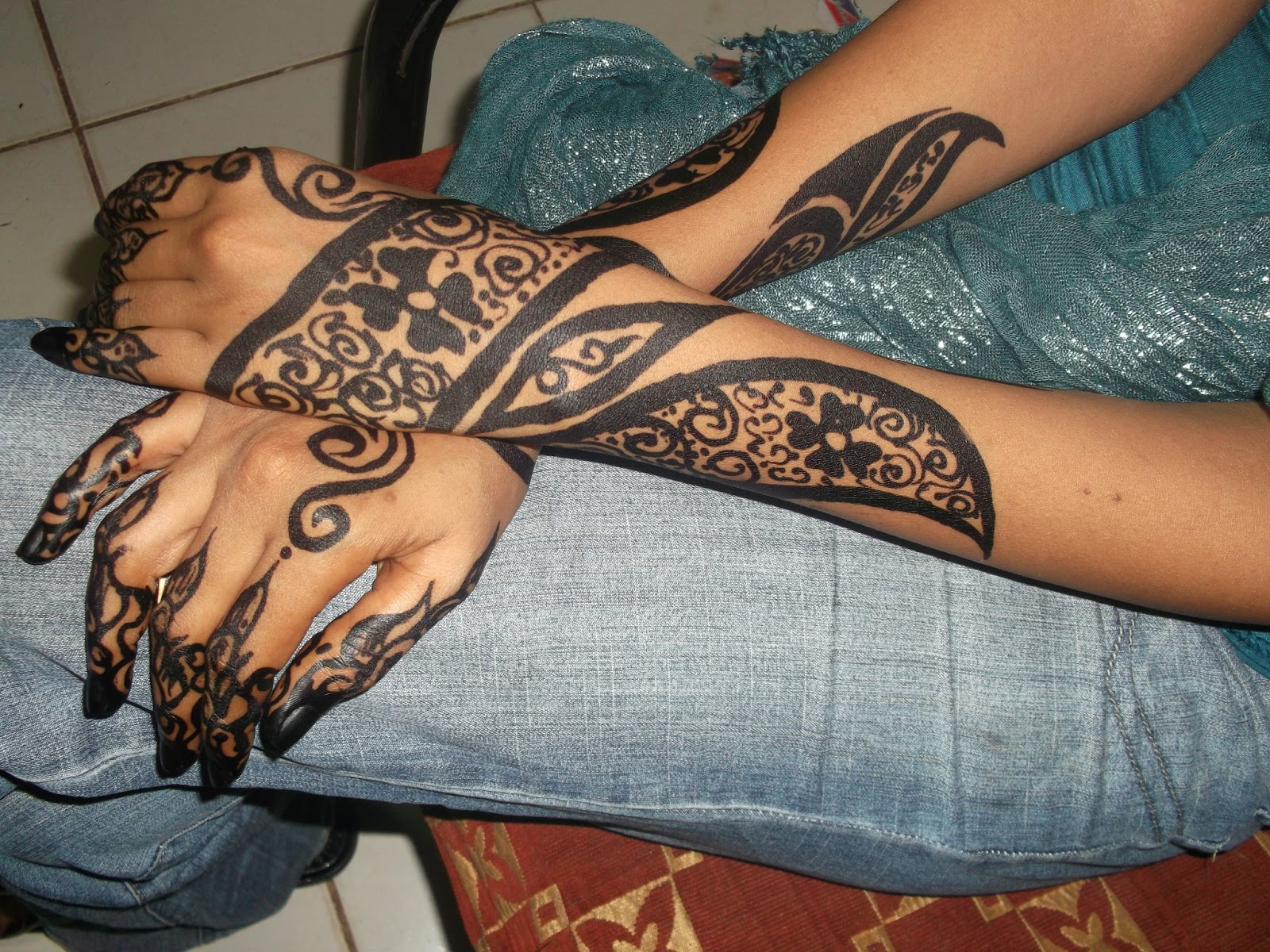 Sudanese Henna Designs: Detours In Sudan: Let's Talk About Marriage