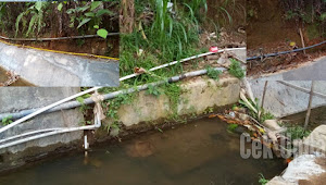 Program PAMSIMAS Desa Lebaksari Diduga Tak Sesuai Spek