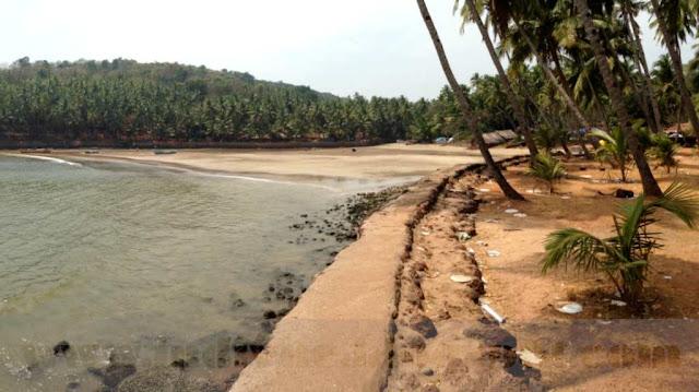 Hollant Beach, Goa, Intia