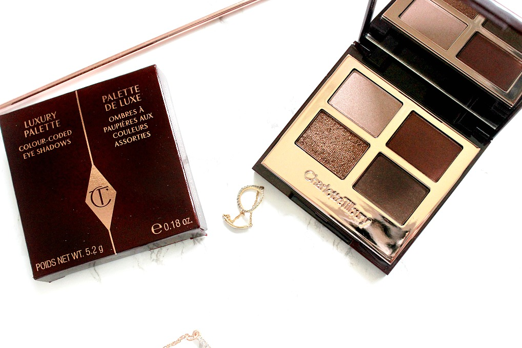 Charlotte Tilbury Colour Coded Eye Shadow in The Dolce Vita