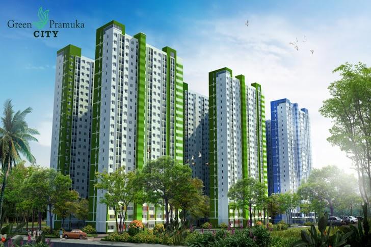 Alasan Harus Punya Apartemen Green Pramuka City