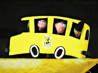 Só Rindo Bonecos da Montanha - 3 - O Ônibus dos Loucos (Viagem de Ida)