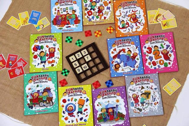 Cara Belajar Sambil Bermain dengan Funtastic Learning - game edukasi