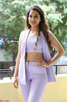 Tanya Hope in Crop top and Trousers Beautiful Pics at her Interview 13 7 2017 ~  Exclusive Celebrities Galleries 004.JPG