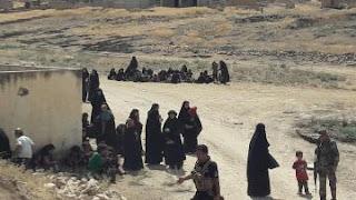 اعتقال  اطفال و نساء يحملون هويات تركية في تلعفر !