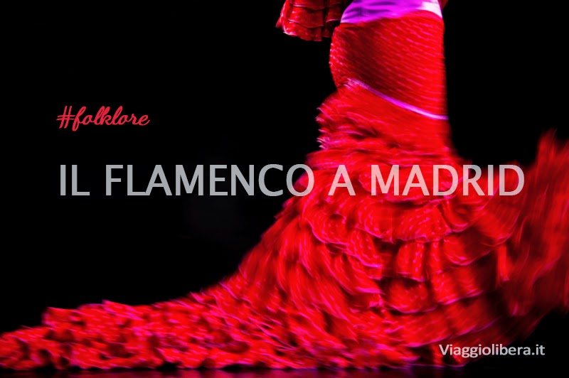 Il flamenco a Madrid