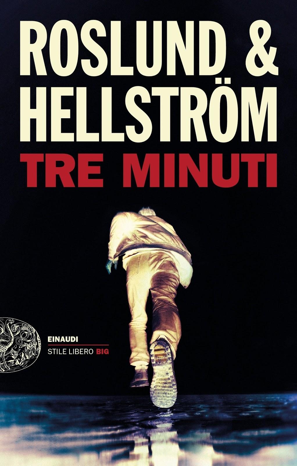 Tre minuti di Anders Roslund e Börge Hellström