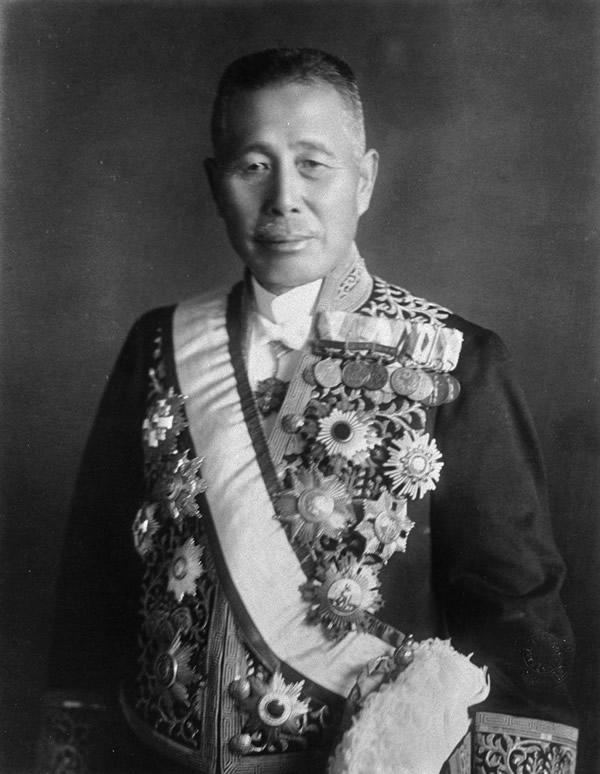 Tanaka Giichi