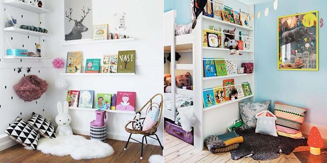 Almofadas e carpetes