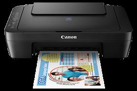 Descargar Impresora Canon Pixma E471 drivers