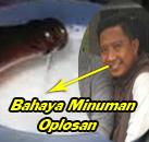 bahaya minuman oplosan