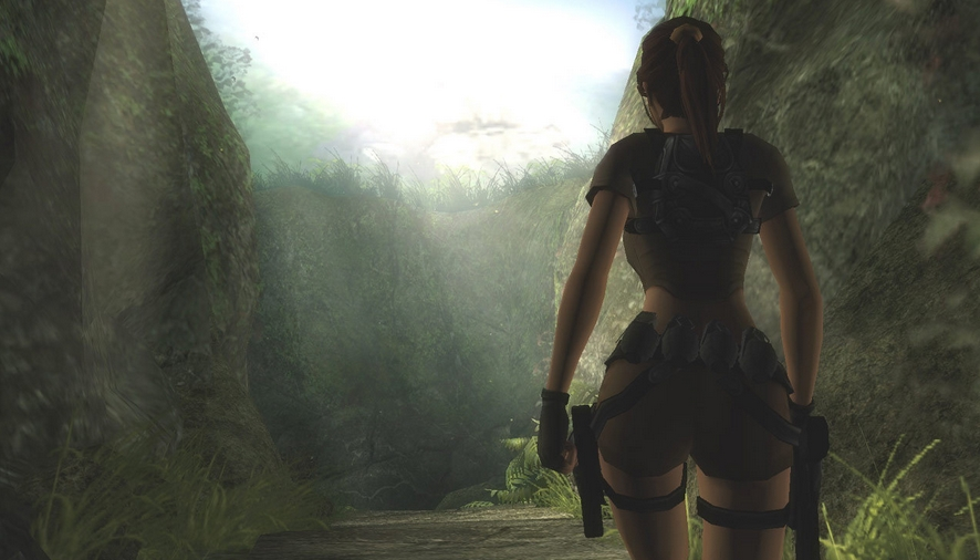 Tomb Raider Legend PC Full Español