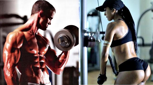 Pesas ayunas atrofia muscular