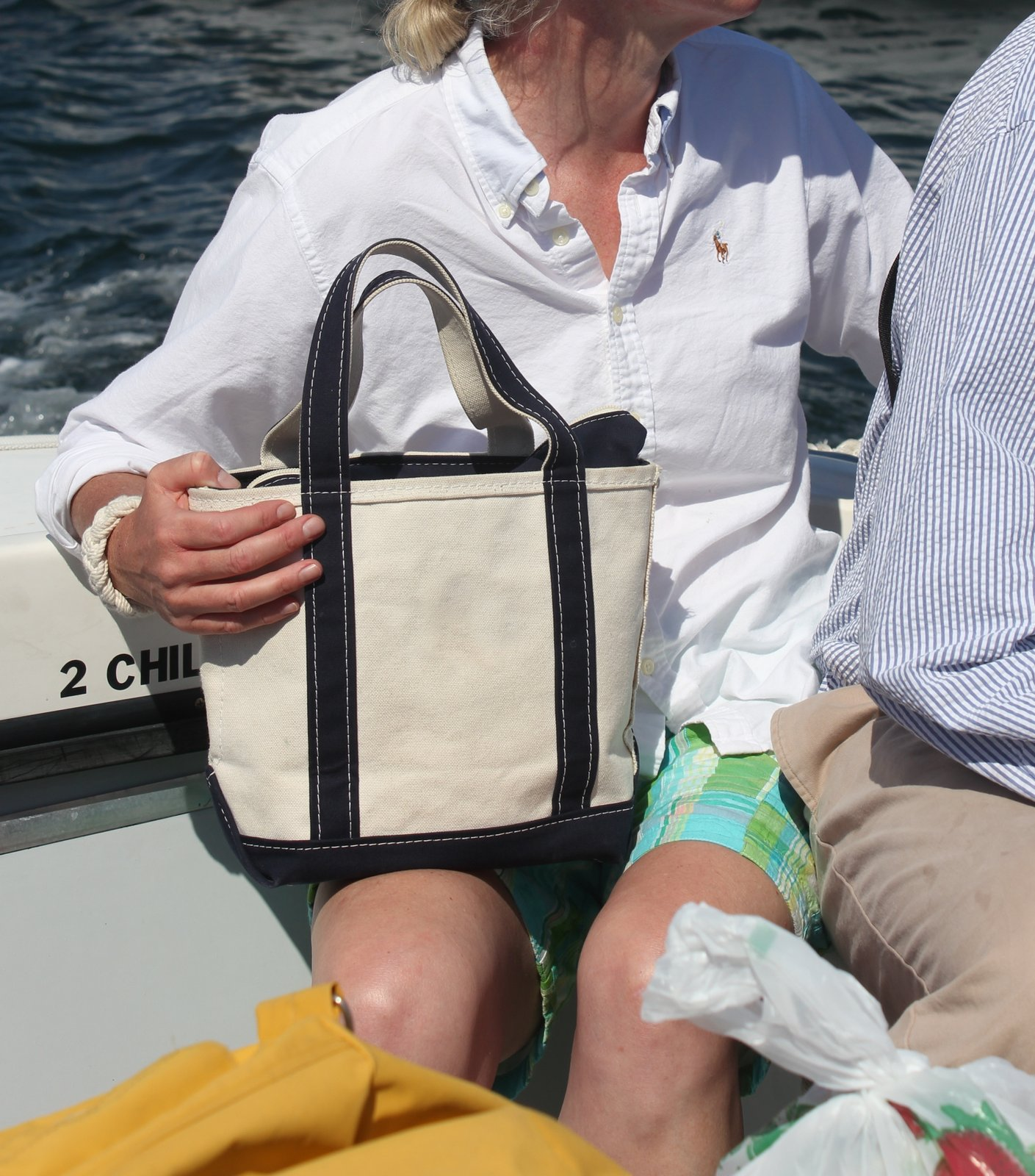 cef5c6ac25 Salt Water New England  L.L. Bean Boat and Tote Questions