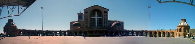 Basílica de Nossa Senhora Aparecida (Aparecida do Norte-SP)