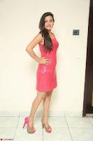 Shipra Gaur in Pink Short Micro Mini Tight Dress ~  Exclusive 096.JPG
