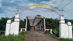 GWI Pemalang: Gapura Selamat Datang Desa Gelandang Diduga Beraroma Korupsi