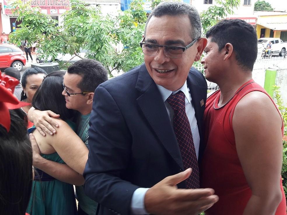 Entidade civil protocola na Câmara pedido de cassação do prefeito de Monte Alegre