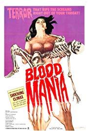 Blood Mania 1970 Watch Online