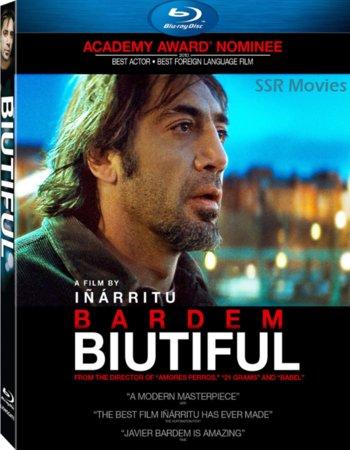 Biutiful (2010) Dual Audio Hindi 480p BluRay 300MB