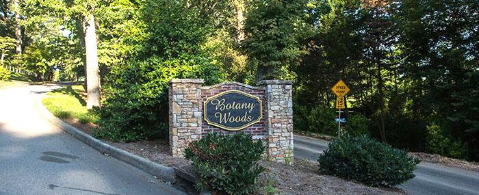 Greenville SC Homes Blog: Botany Woods Homes for Sale