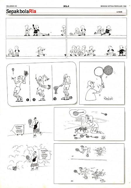 Sepakbola Ria EDISI MINGGU KETIGA FEBRUARI 1998