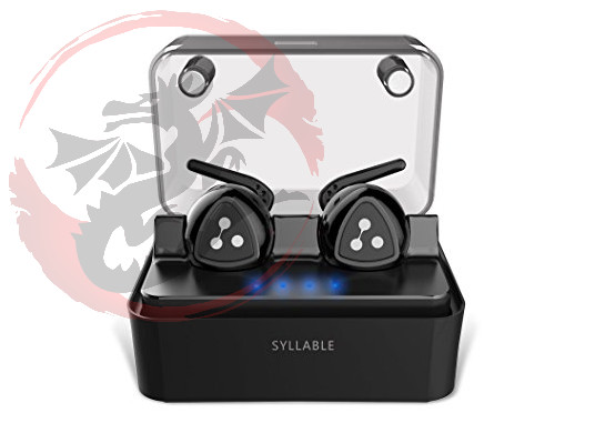 Syllable D900 Wireless Bluetooth Noise Cancelling Earbuds Giveaway