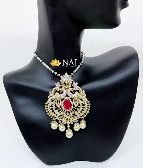 Simple Jewellery Sets by Naj Jewellery