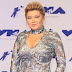 Amber Portwood marca presença no MTV Video Music Awards 2017 no The Forum em Inglewood, Califórnia - 27/08/2017