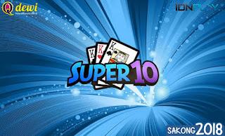 Agen Judi Super10 Online Terbaik
