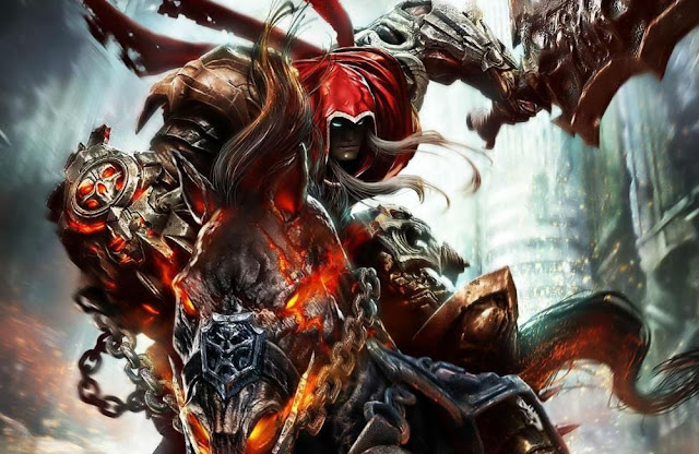 Darksiders: Warmastered Edition Switch