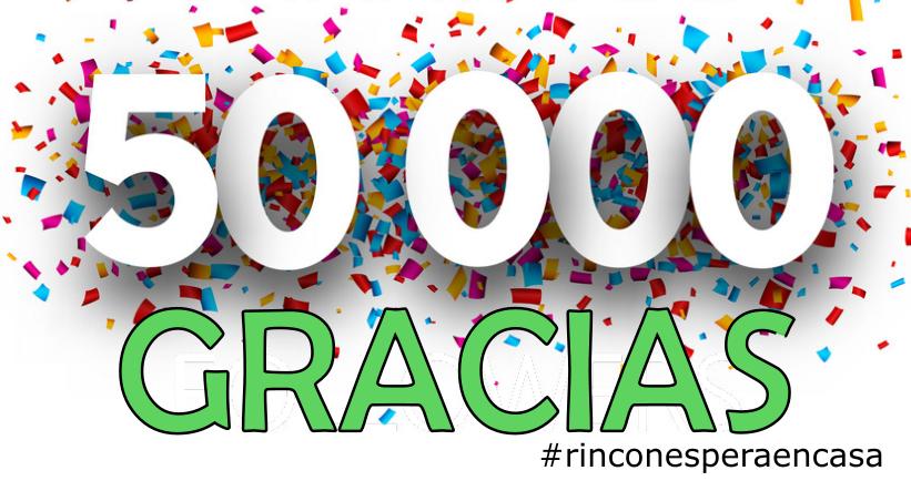 50000 gracias