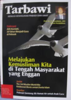 majalah tarbawi edisi 282