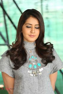Actress Rashi Khanna Latest Pictures in Stylish Long Dress  0024.JPG