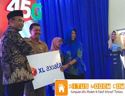 Melalui Program Gerakan Donasi Kuota, XL Axiata Mulai Salurkan Donasi Kuota Pelanggan Sebesar 175 TB ke Sekolah-Sekolah