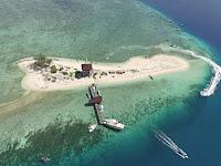 Merasakan Sensasi Pulau Pribadi di Kodingareng Keke Makassar