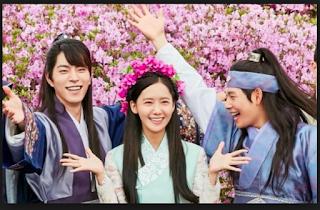 Drana korea kerajaan The king lovers