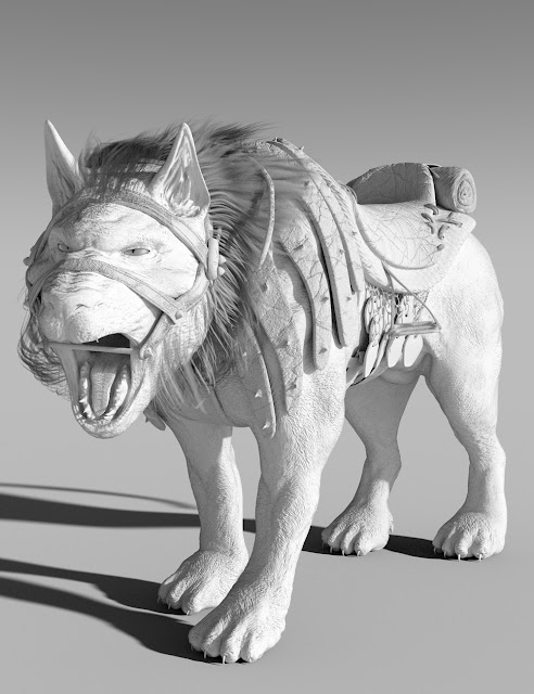 War Beasts: Uhrag Cavalry Pack